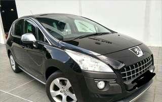 Peugeot 3008 SG