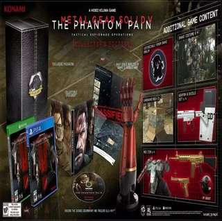 The Phantom Pain Collector's Edition