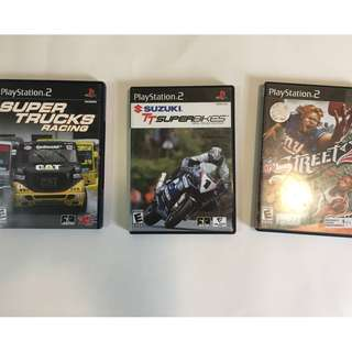 Mixed PS2 Games for only $5 each