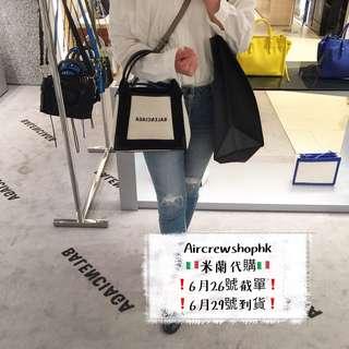 🇮🇹米蘭代購🇮🇹 Balenciaga cabas bag