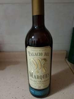Palacio Del Marques Macabeo Chardonnay
