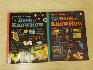 Usborne Book of Knowhow