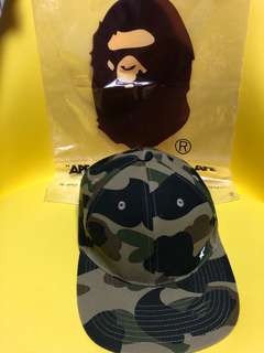 Bathing Ape 帽