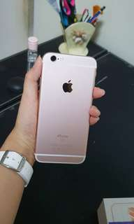 Apple iPhone 6s 64GB Rose Gold (second) FREE ONGKIR
