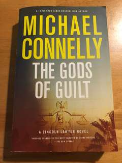 The Gods of Guilt (Michael Connelly)