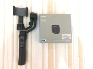Gopro smart remote & smooth Q for sale