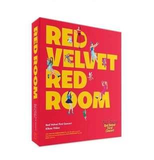 RED VELVET 1st Concert RED ROOM KIHNO VIDEO