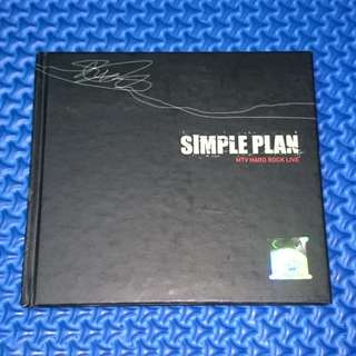 🆒 Simple Plan - MTV Hard Rock Live [2005] Audio CD+VCD