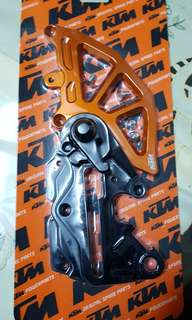 Ktm rear disc guard