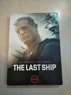 The last ship English drama DVD
