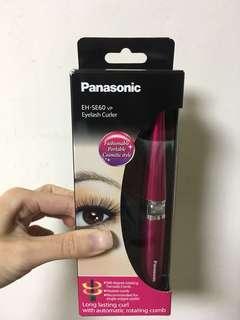 睫毛捲曲器Panasonic Eyelash Curler