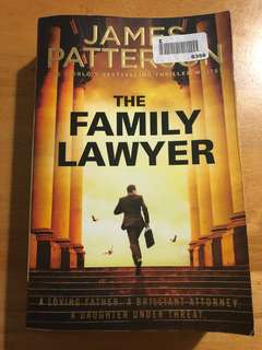 The Family Lawyer (James Patterson)
