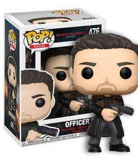Funko POP Officer K Blade Runner Pops! 476 Toy