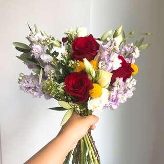 Flower Bouquet - Grovel 2.0