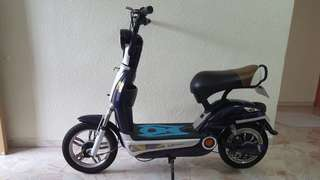 Used E scooter