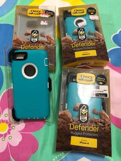 (INTRANSIT) ORIGINAL OTTERBOX DEFENDER FOR IPHONE 6s