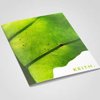 🚚 New Lightweight Handcrafted A5 Booklet - Simply Leaves Series