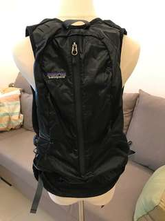 100% authentic Patagonia backpack 背包 水袋