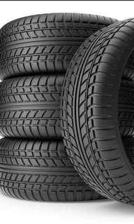 Car Tyres Rotation at Punggol