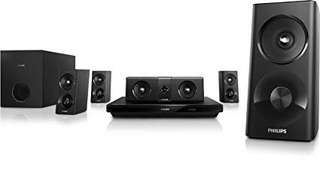 Philips 5.1 Home Theatre System