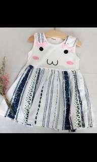 純棉可愛造型洋裝
