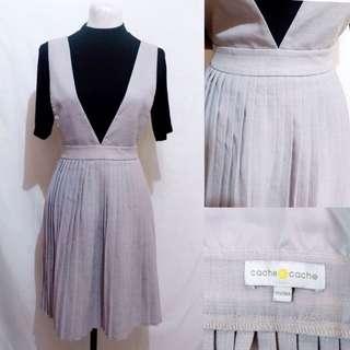 Jumper midi pleated skirt 👗