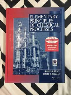 CN1111 Chemical Engineering Principles