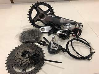 Shimano XTR M980 1 x 10 Speed Groupset