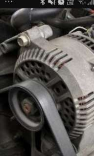 Car Alternator Replacement