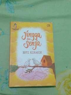 Jingga & Senja