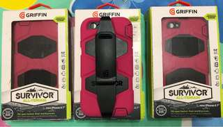 (INTRANSIT) ORIGINAL GRIFFIN SURVIVOR ALL TERRAIN FOR IPHONE 6