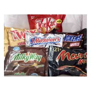Minis Pack