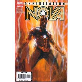 ANNIHILATION: NOVA #1 (2006) First Issue!