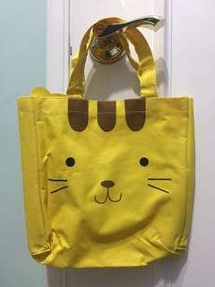 貓咪環保袋