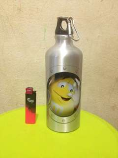 M&M flask bottle