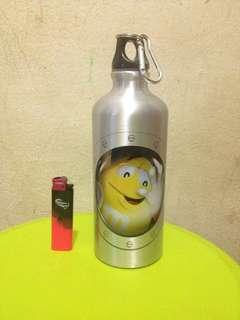 M&M flask bottle