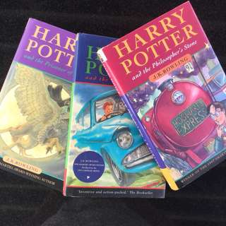 Harry Potter Books Hardcover