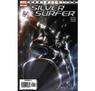 ANNIHILATION: SILVER SURFER #1 (2006) First Appearance of Ravenous!
