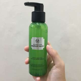 PRELOVED body shop peeling