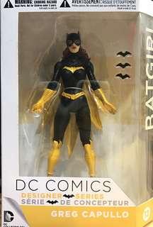 DC Collectibles Batgirl Greg Capullo Designer Series