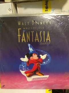 Fantasia LD 雷射光碟