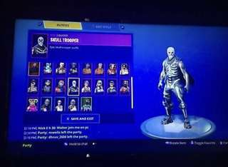 Fortnite Account *RARE*
