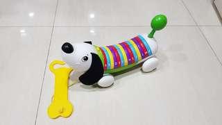 Leapfrog Alphapup dog