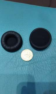 Replacement 48mm Earpads for Sennheiser PX80 PX100 PX200 (Black)