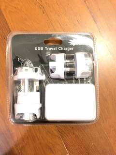 USB four port Travel charger