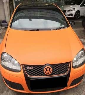 VW GOLF Gti SG