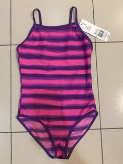F&F kids one-piece swimsuit
