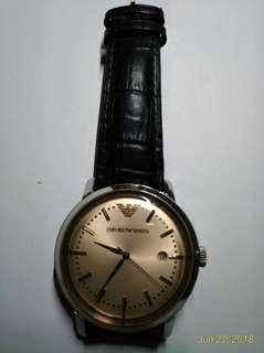 🚚 Armani Watch