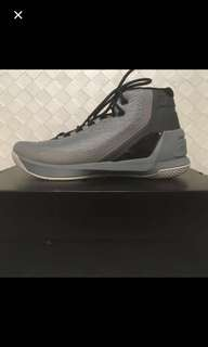 AUTHENTIC UA Curry 3 grey matter