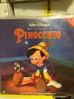 Pinocchio LD 木偶奇遇記 雷射光碟